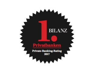 Bilanz Private-Banking-Rating