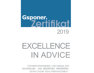 Certification - Gsponer
